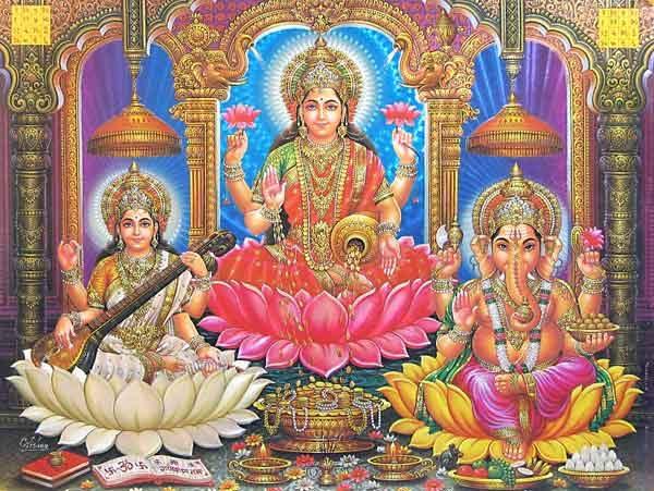 lakshmi-saraswati